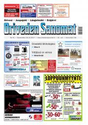 Oriveden Sanomat 18.10.2017