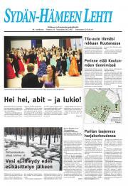 Sydän-Hämeen Lehti 21.02.2012