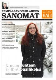 Lempäälän-Vesilahden Sanomat 1.11.2017