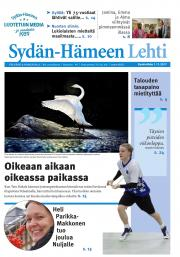 Sydän-Hämeen Lehti 1.11.2017