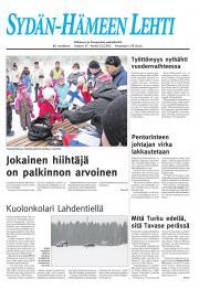 Sydän-Hämeen Lehti 24.02.2012