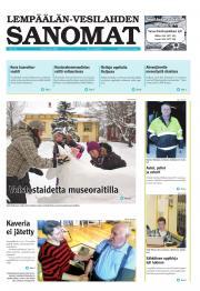Lempäälän-Vesilahden Sanomat 23.02.2012