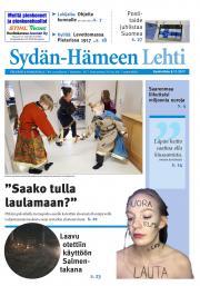 Sydän-Hämeen Lehti 8.11.2017