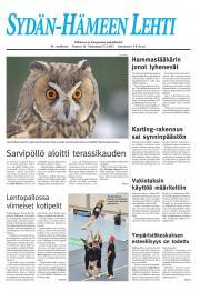 Sydän-Hämeen Lehti 28.02.2012