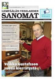 Lempäälän-Vesilahden Sanomat 15.11.2017