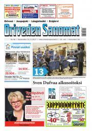 Oriveden Sanomat 15.11.2017