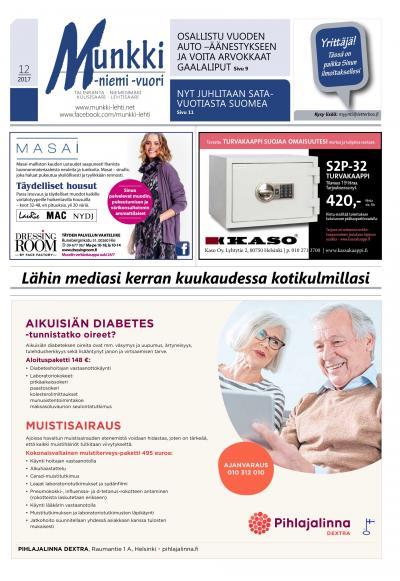 diabetes tunnustusten
