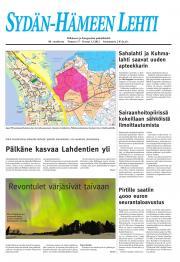 Sydän-Hämeen Lehti 02.03.2012