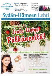 Sydän-Hämeen Lehti 22.11.2017