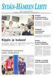 Sydän-Hämeen Lehti 03.03.2012