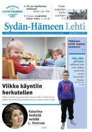 Sydän-Hämeen Lehti 29.11.2017