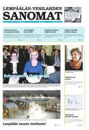 Lempäälän-Vesilahden Sanomat 08.03.2012