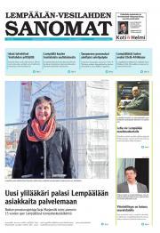 Lempäälän-Vesilahden Sanomat 12.03.2012