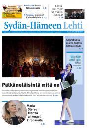 Sydän-Hämeen Lehti 20.12.2017