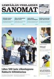 Lempäälän-Vesilahden Sanomat 15.03.2012