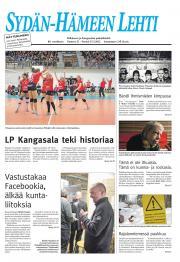 Sydän-Hämeen Lehti 15.03.2012