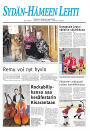 Sydän-Hämeen Lehti 17.03.2012