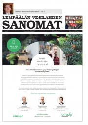 Lempäälän-Vesilahden Sanomat 3.1.2018