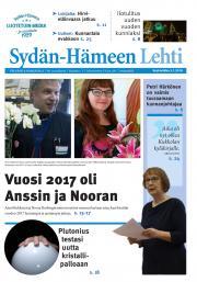 Sydän-Hämeen Lehti 3.1.2018