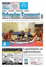 Oriveden Sanomat 10.1.2018