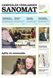 Lempäälän-Vesilahden Sanomat 22.03.2012