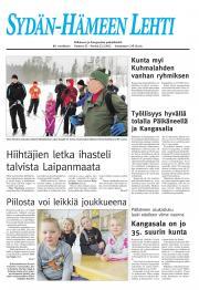 Sydän-Hämeen Lehti 23.03.2012