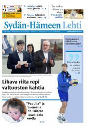 Sydän-Hämeen Lehti 17.1.2018