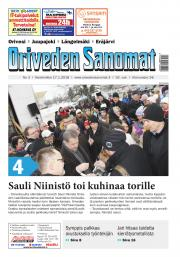Oriveden Sanomat 17.1.2018