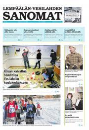Lempäälän-Vesilahden Sanomat 26.03.2012