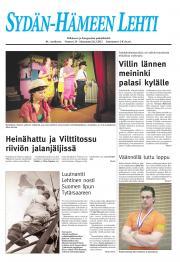Sydän-Hämeen Lehti 27.03.2012