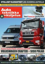 Auto, Tekniikka ja Kuljetus