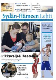 Sydän-Hämeen Lehti 24.1.2018