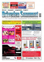 Oriveden Sanomat 31.1.2018