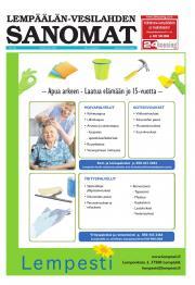 Lempäälän-Vesilahden Sanomat 29.03.2012