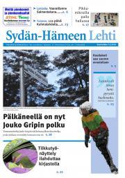 Sydän-Hämeen Lehti 7.2.2018