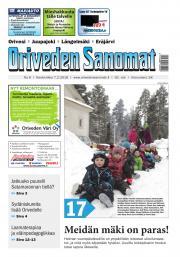 Oriveden Sanomat 7.2.2018