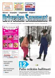 Oriveden Sanomat 14.2.2018