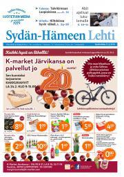 Sydän-Hämeen Lehti 21.2.2018