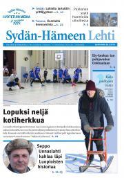 Sydän-Hämeen Lehti 28.2.2018