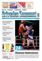 Oriveden Sanomat 28.2.2018