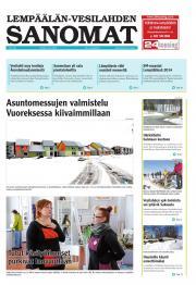 Lempäälän-Vesilahden Sanomat 12.04.2012