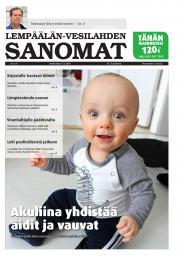 Lempäälän-Vesilahden Sanomat 7.3.2018