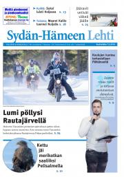 Sydän-Hämeen Lehti 7.3.2018