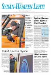 Sydän-Hämeen Lehti 13.04.2012