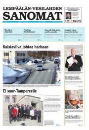 Lempäälän-Vesilahden Sanomat 16.04.2012