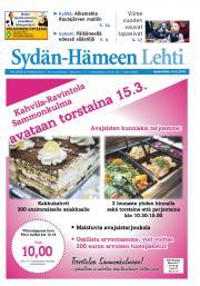 Sydän-Hämeen Lehti 14.3.2018