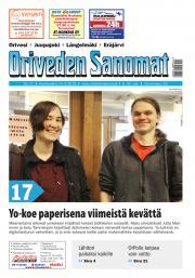 Oriveden Sanomat 14.3.2018