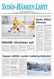 Sydän-Hämeen Lehti 17.04.2012