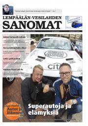 Lempäälän-Vesilahden Sanomat 21.3.2018