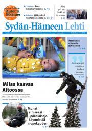 Sydän-Hämeen Lehti 21.3.2018